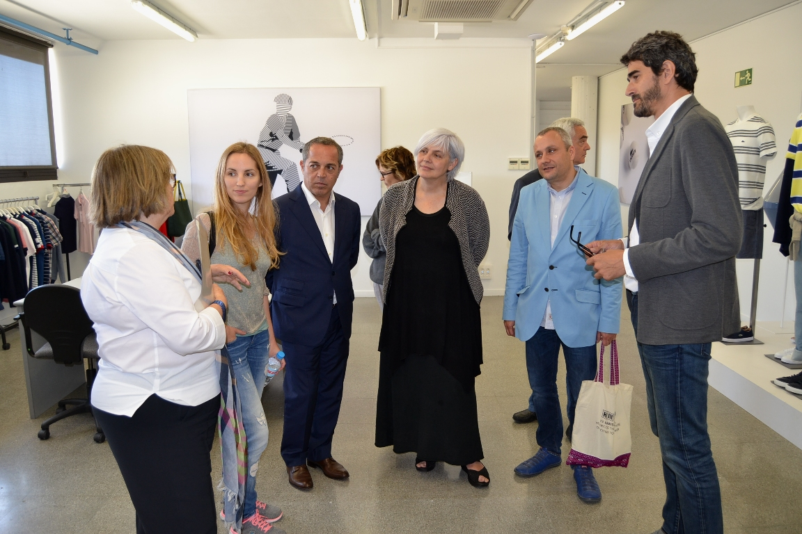 Badalona's Mayor visits BASI Group